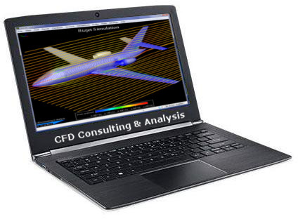 CFD Laptop